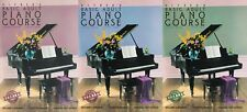 Alfred's Basic Adult Piano Course Collection 1, 2 & 3