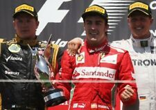 Formula 1 Legends 6x4 photo