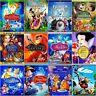 Disney Pixar DVD Movies Lot -