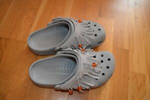 Crocs X Beams, exclusive Japanese collaboration, Grey, M7W9