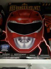 Bandai Legacy Red Ranger Helmet Mighty Morphin Power Rangers 2016 Wearable