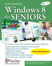 Windows 8.1 for Seniors: For Senior Citizens Who Want to Start Using Computers (