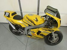HONDA NSR50 NSR 50 MOTORCYCLE SPORTBIKE POCKET BIKE 2 STROKE WATERCOOLED RARE