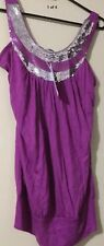 Bundle Of 5 Dresses And Tops Size Size 6,8,10, Small