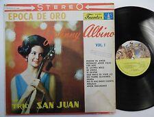 JOHNNY ALBINO EPOCA DE ORO VOL 1 LP