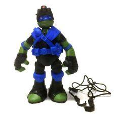 """4.5"""" Teenage Mutant Ninja Turtles 2013 Stealth Tech Leo TMNT Figure boy toy"""
