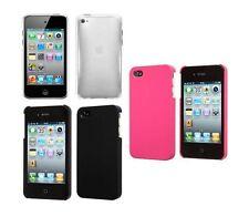Super Apple Ipod Touch 4G 4th gen Flexibel Kristall / Hardshell Schwarz & Pink