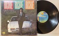 Richie Ricardo - Richie Richie Richie LP 1987 Kubaney Merengue VG/VG+