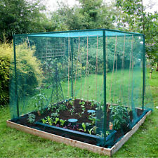 Expandable Modular Walk in Anti Bird Protective Fruit Cage Netting 2m high