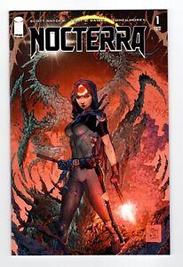 "IMAGE COMICS Nocterra #1 NEW NM UNREAD cover ""F"" GLOW IN THE DARK variant"