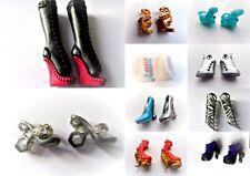 Monster-High-Accessoires - Accessories - Chaussures Shoes Talons hauts Bottes