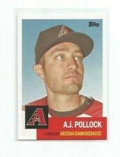 A.J. POLLOCK (Arizona Diamondbacks) 2016 TOPPS ARCHIVES CARD #88