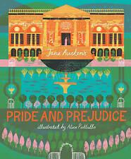 Classics Reimagined, Pride and Prejudice by Jane Austen (Hardback, 2015)
