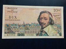 More details for france - 10 francs 1959 - banknotes