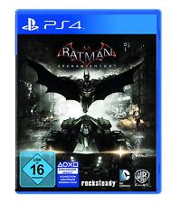 Batman Arkham Knight sonderdition ps4 jeu NEUF