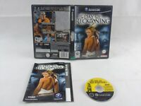 WWE Day Of Reckoning 2 GameCube Nintendo Complete PAL