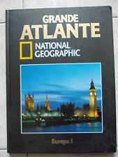 GRANDE ATLANTE NATIONAL GEOGRAPHIC EUROPA I