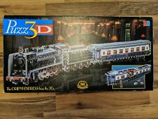 MB Puzz 3D Jigsaw Puzzle - The Orient Express - 769 Pieces - Complete