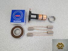 ARK107 NEW REPAIR KIT FOR VALEO ALTERNATOR Bearing NSK 6202 Brushes Slip rings