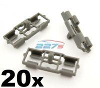 20x Door Seal Weatherstrip seal Clips for Honda Civic EK Coupe EJ 91530-ST5-003