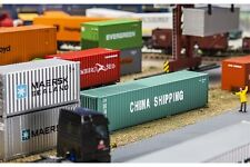 Faller 180844 HO 1/87 40' Container CHINA SHIPPING