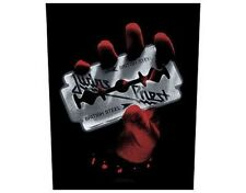 JUDAS PRIEST british steel GIANT BACK PATCH - 36 x 29