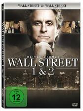 Wall Street 1 & 2 / Michael Douglas / 2-DVD`s /  DVD #4533