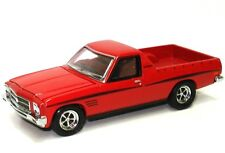 NEW 1974 HQ Sandman Holden Surfie's Red Ute 1:64 Diecast Model Car - RETIRED