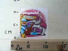 STICKER,DECAL PLAYMOBIL CIRCUS OLIFANT ELEPHANT GITAAR PLAYMOBIL TOY