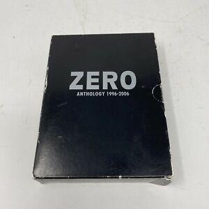 Zero Anthology 1996-2006 DVD Box Set Skateboarding Video Skate