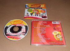 CD  Toggo Music 31  Justin Bieber, Luca Hänni u.a.  22.Tracks  2012  148