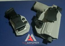 The Armzmen AIWB IWB Holster for CZ P07 with matching mag carrier