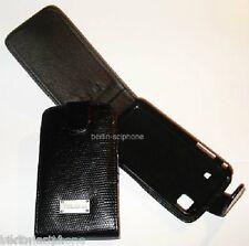 Ledertasche Etui Snake Design Tasche Samsung Galaxy S GT i9000 i9001 plus i9003