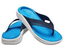 CROCS LITERIDE FLIP scarpe sandali uomo donna ciabatte infradito zoccoli mare