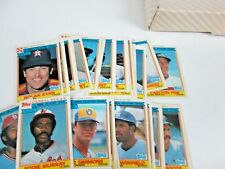 (3) 1984 Ralston Purina Topps Baseball Complete Set with 19 Hall of Famers/Ryan