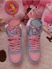 Cute Women's Sport Shoes Pink Kawaii Lolita Running Sneakers Bears Fashion Chic