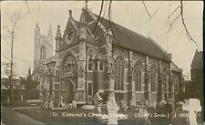 Agnes Wyatt. Henrietta Street, Leigh,Manchester 1917 - Bungay Church RP  QS.538