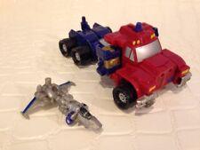 Transformers 2002 Armada Super-Cons: Optimus Prime w/ Over run Mini Bot