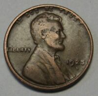 1925-D Lincoln Wheat Cent in Average Circulated Condition  Priced Right FREE S&H