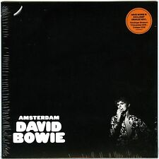 David Bowie Orange Vinyl 7'' Single - Amsterdam Parlophone ‎– DBISH 2015