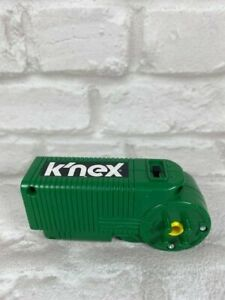 KNEX GREEN MOTOR. TESTED IN WORKING ORDER.