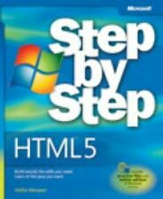 Step by Step Developer: HTML5 Step by Step by Faithe Wempen (2011, Paperback,...