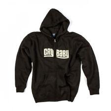 Dunlop DSD20-MZH-L Men's Cry Baby Zip Hoodie Sweatshirt, Large