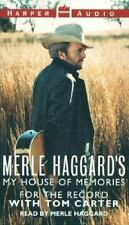 My House of Memories : For the Record by Merle Haggard (1999, BRAND NEW-SEALED!!
