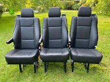 3 sièges arrières MERCEDES VITO 639