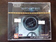 """PC DVD-ROM """"Resident Evil Revelations """" BRAND NEW- NEVER OPENED"""