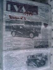 La vie de l'auto Hebdo Magazine, Année 1986 manque le n°2 de cette année