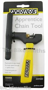 Pedro's Apprentice Chain Tool Pedros Bike Tool New works with SRAM/Shimano