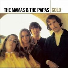 THE MAMAS & THE PAPAS - GOLD - 2CDS [CD]