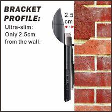 """Slim TV Wall Mount Bracket for Most 26"""" - 55"""" LCD LED Plasma HDTV"""